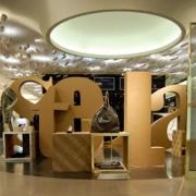 Popup store di Giles Miller per Stella McCartney